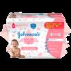 JOHNSON'S® Детские влажные салфетки «Нежная забота»