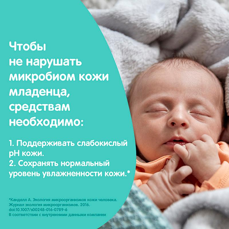 JOHNSON'S® Детское молочко для лица и тела «Нежность хлопка»
