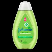 JOHNSON'S® Детский шампунь для волос с ромашкой