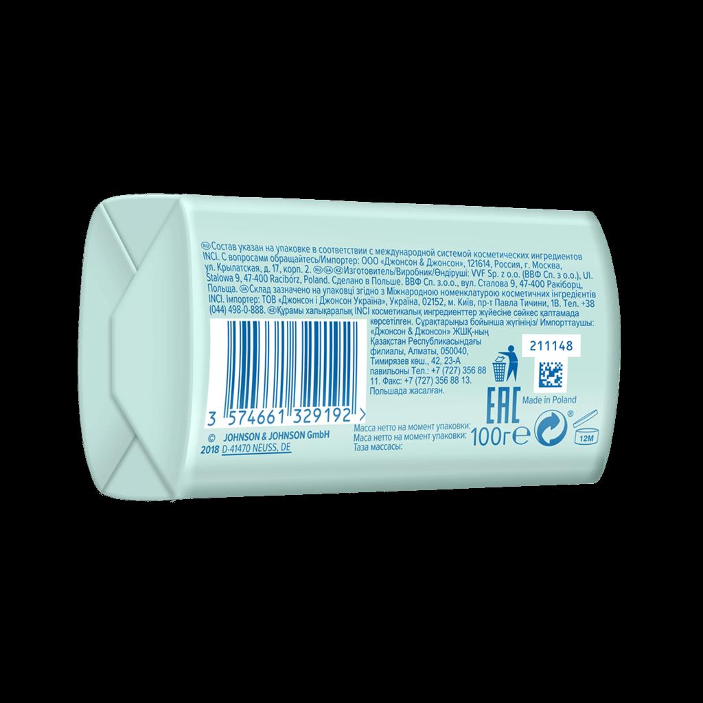 Детское мыло с молоком Johnson's®: состав